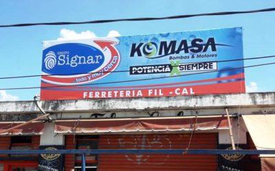 Nuestros socios de la marca – Ferreteria Fil- Cal – Grupo Signar – El Jaguel – Buenos Aires –