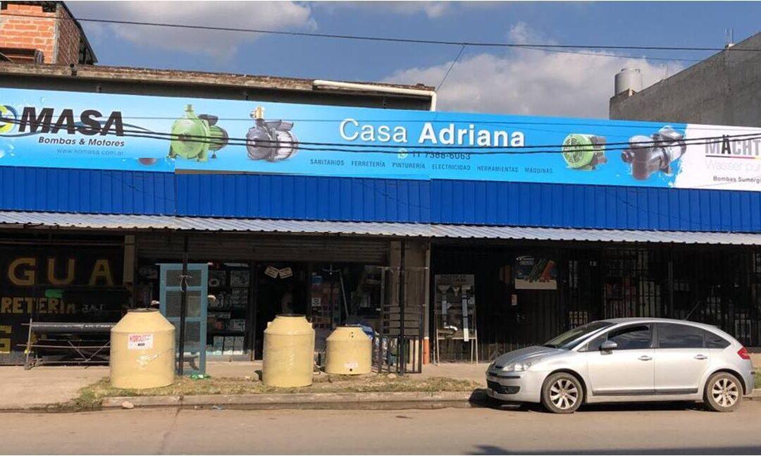 Socios de la marca – Casa Adriana
